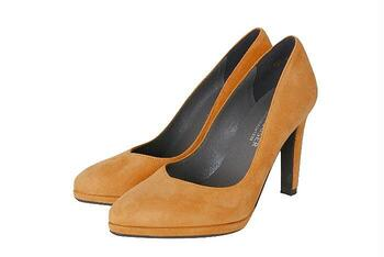 Peter Kaiser Herdi | Womens Court Shoes in Navy Suede